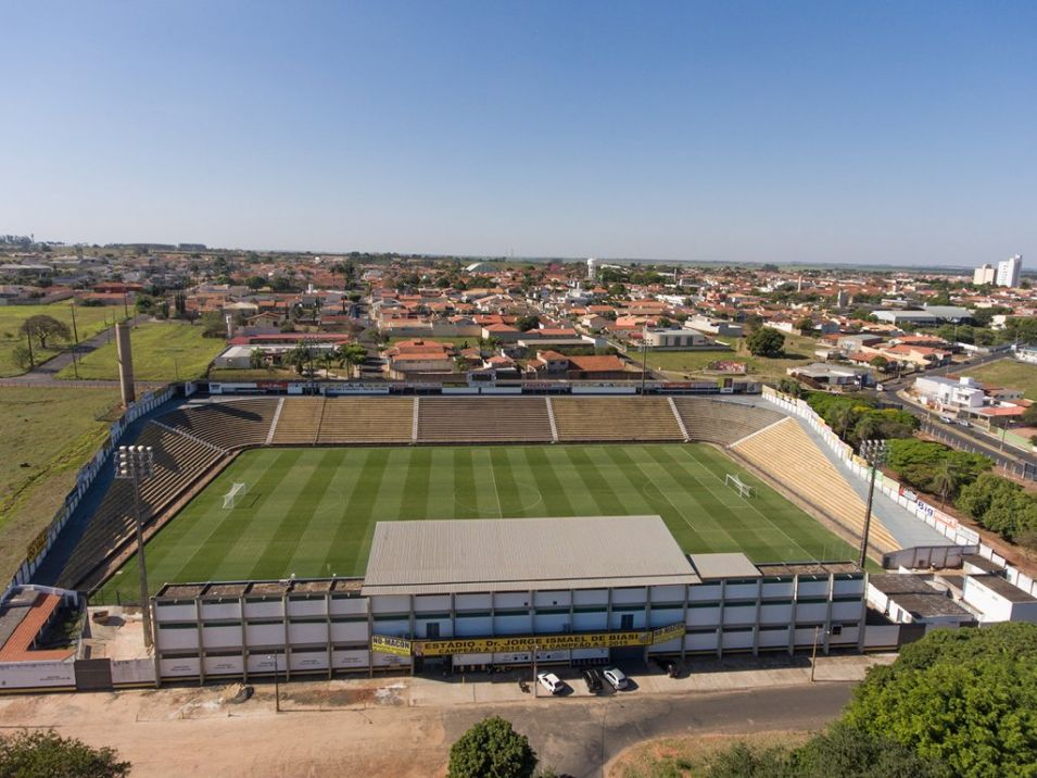 Foto do Estádio Novorizontino