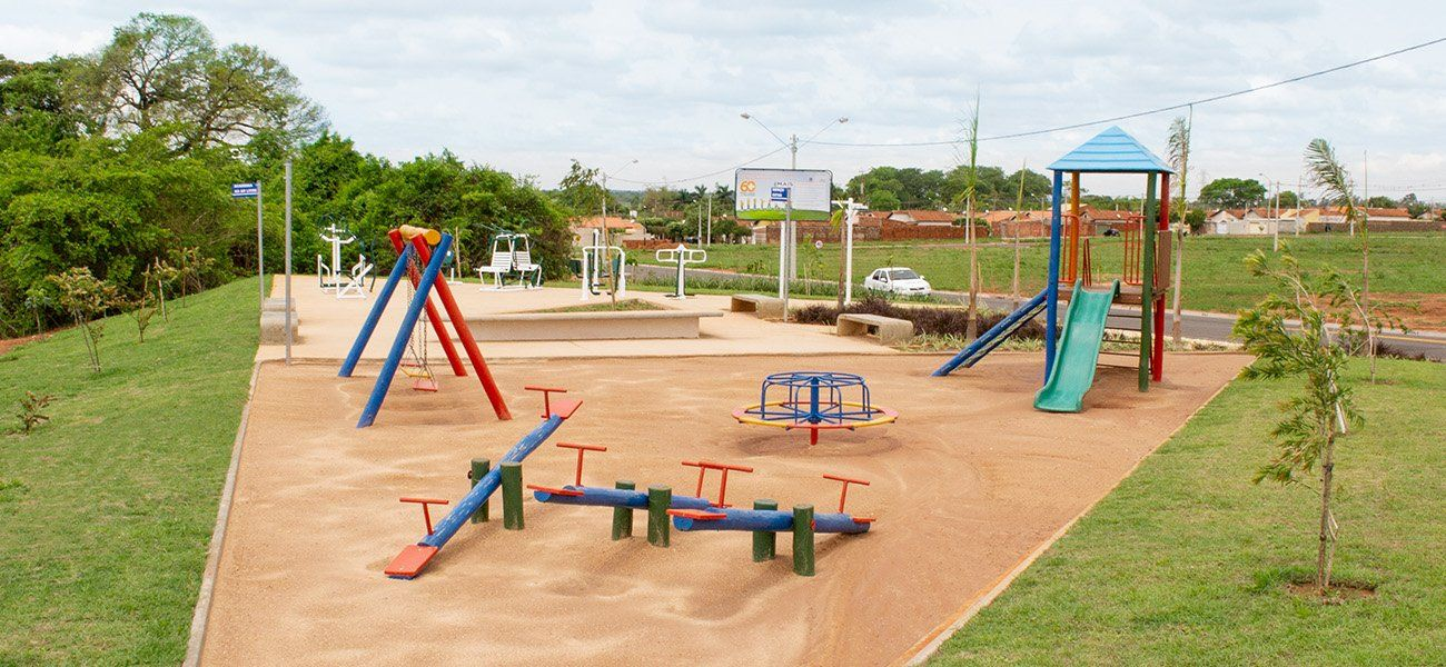 Foto do Playground - Mais Solar Penápolis